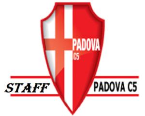 STAFF CALCIO PADOVA C5